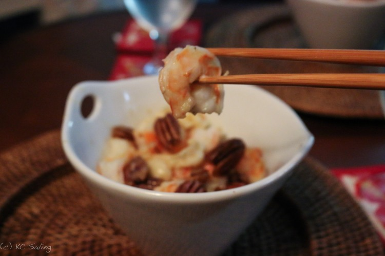 Honey Pecan Shrimp-9490